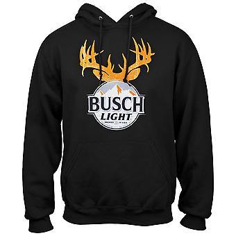 Busch Light Deer Antlers Hunter's Hoodie