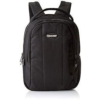 DIAKAKIS 000579262 - Black Must Urban backpack, 40 x 30 x 10 cm, 40 x 30 x 10 cm