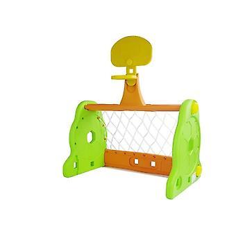 Voetbaldoel basketbaldoel 2in1 – lichtgewicht