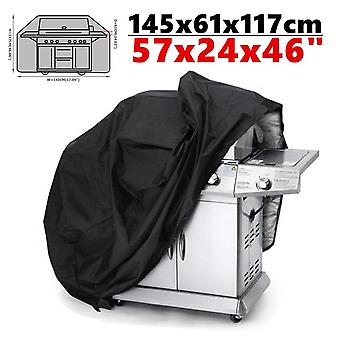 145x61x117 Rain Water Proof Dust Anti Sun BBQ Grill Cover Garden Barbeque Gas Protector Covers