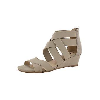 Isaac Mizrahi Live Womens Skyler Sandal Shoes