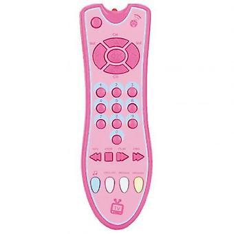 Musique Baby Simulation Tv Télécommande Musique éducative Toy