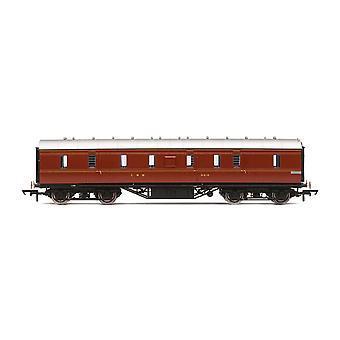 Hornby LMS Kausi III 50 Käytävä matkustajajarru 31010 Era 3 -mallijuna