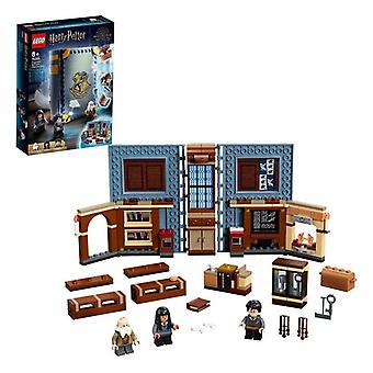 Playset Hogwarts Moment Charms Class Lego 76385