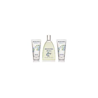 Perfumes Mujer Set Gardenia Aire Sevilla (3 Uds) (3 Pcs)