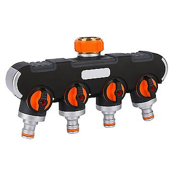 Vierwegeventil-Umlenker mit Ventil, Bewässerungswasserteiler
