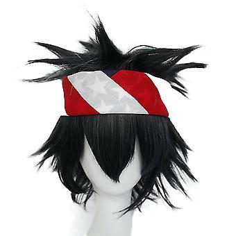 Parrucche Aotu Party Parrucche per capelli sintetici