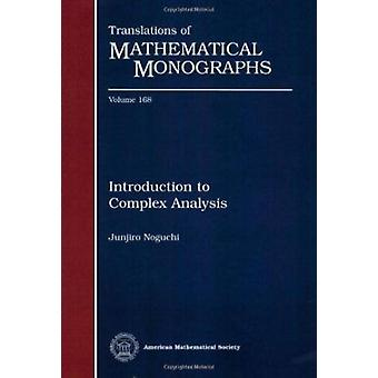Introduction to Complex Analysis - 9780821844472 Book