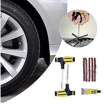 Auto Reifen Reparatur Werkzeug Auto Tubeless Reifen Reifen Pannen Notfall Reparatur Kits
