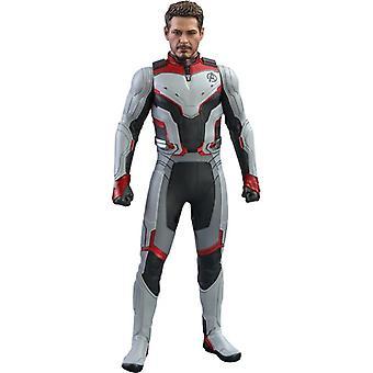 Hot Toys 1:6 Tony Stark - Team Suit Version