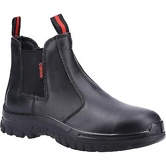Centek Mens FS316 S1 Leather Safety Boots