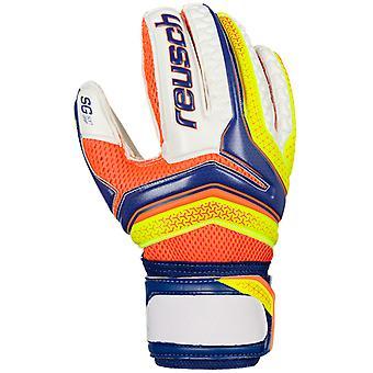 Reusch Serathor SG Finger Support Mens Goalkeeper Goalie Glove