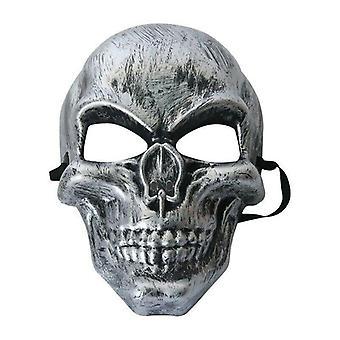 Halloween Skeleton Skull Mask Kostium Batmana Rave Cosplay Party Purge Fun Scary