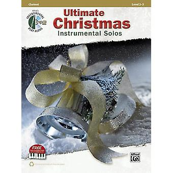 Ultimate Christmas Instrumental Solos Klarinetti/CD
