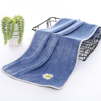 400g Daisy Fiber Towel Household Daily Necessities Absorbent Facial Towel Youth Towel Gift Napkin