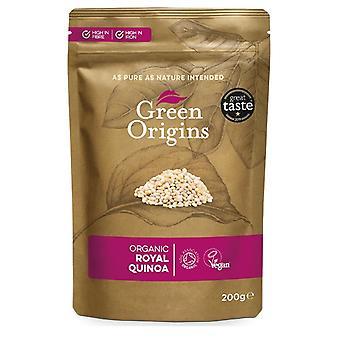 Organic Royal Quinoa Grain - 200 grams