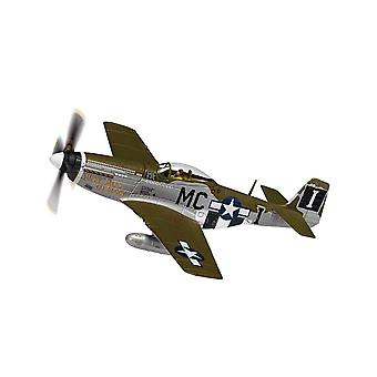 North American P-51D Mustang (Early) (44-13761/MC-I 'Happy Jak's Go Buggy' Capt. Jack M Ilfrey 79th Fighter Squadron 1944)