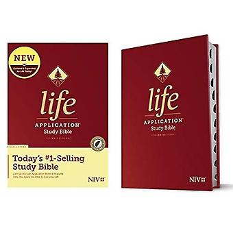 NIV Life Application Study Bible, Third Edition