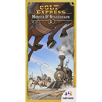 Tile games colt02 colt express: horses and stagecoach expansion