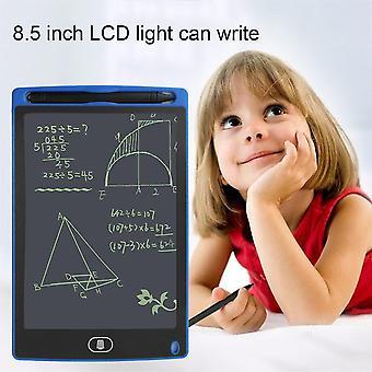 8.5インチ液晶画面ライティングパッドデジタル描画パッド手書きボード