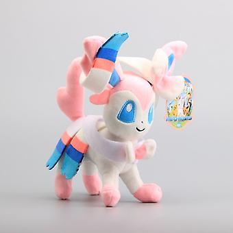 Haute qualité Sylveon Soft Toy Pour enfants Soft Toy 9 pouces 23 cm