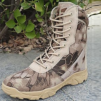 Mud Python Tactical Military Boots Land Warfare Bergschuhe 41 # Innerhalb von 251-255mm der Fußlänge