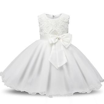 Girls Dresses Toddler Girl Flower Princess Wedding Elegant Party Dress