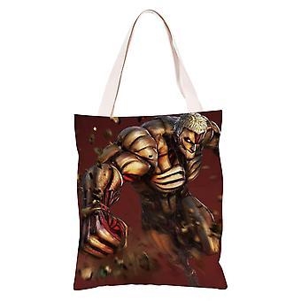 الكرتون أنيمي قماش حقيبة التسوق حمل، الهجوم على تيتان #23