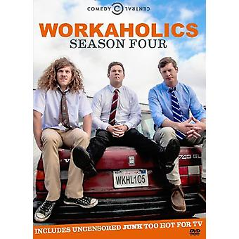 Workaholics: Season Four [DVD] USA import