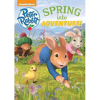Pierre Lapin - Peter Rabbit: Ressort dans l'aventure! Importation de [DVD] é.-u.