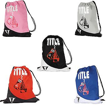 Título Boxing Gym Sack Pack