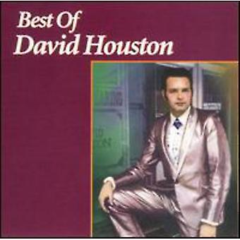 David Houston - bästa av David Houston [CD] USA import