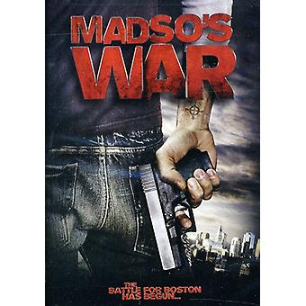 Madso's War [DVD] USA import