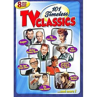 101 Timeless TV [DVD] USA import