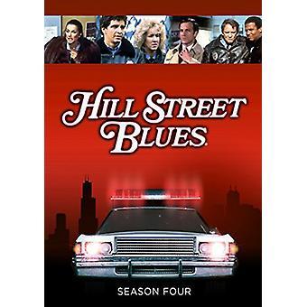 Hill Street Blues: Season Four [DVD] USA import