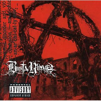 Busta Rhymes - Anarchy [CD] USA import