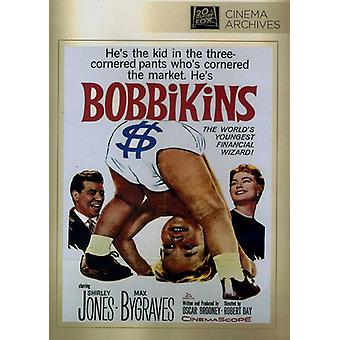 Bobbikins [DVD] USA import