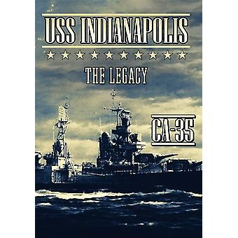 Uss Indianapolis: The Legacy [DVD] USA import