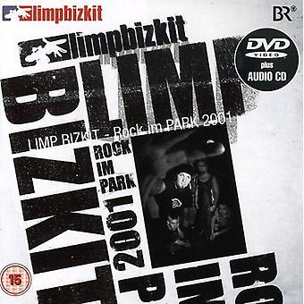 Limp Bizkit - Rock in the Park 2001 [CD] USA import