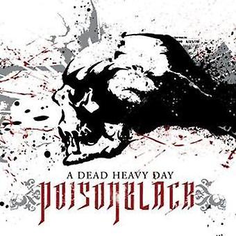 Poisonblack - Dead zware dag [CD] USA importeren