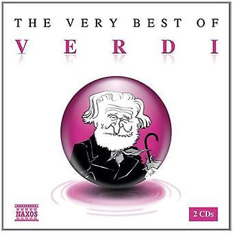 G. Verdi - det meget Best av Verdi [DVD] USA import