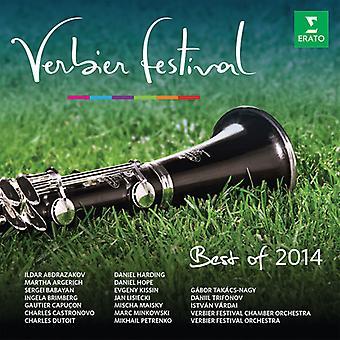 Olika Artist - Verbier festivalen: Bästa av 2014 [CD] USA import