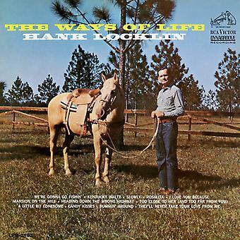 Hank Locklin - Ways of Life [CD] USA import