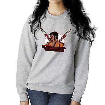 Het Dorne adders Prins Oberyn Martell Red Viper spel van tronen vrouwen Sweatshirt