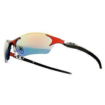 X-Loop Brand Slim Metal Frameless Lens Sports Sunglasses