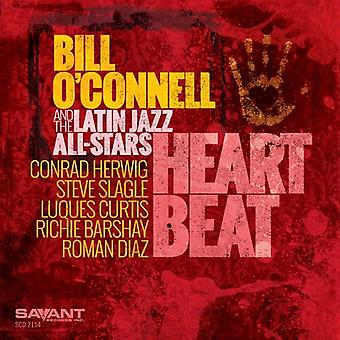 Bill O'Connell - Heart Beat [CD] USA import
