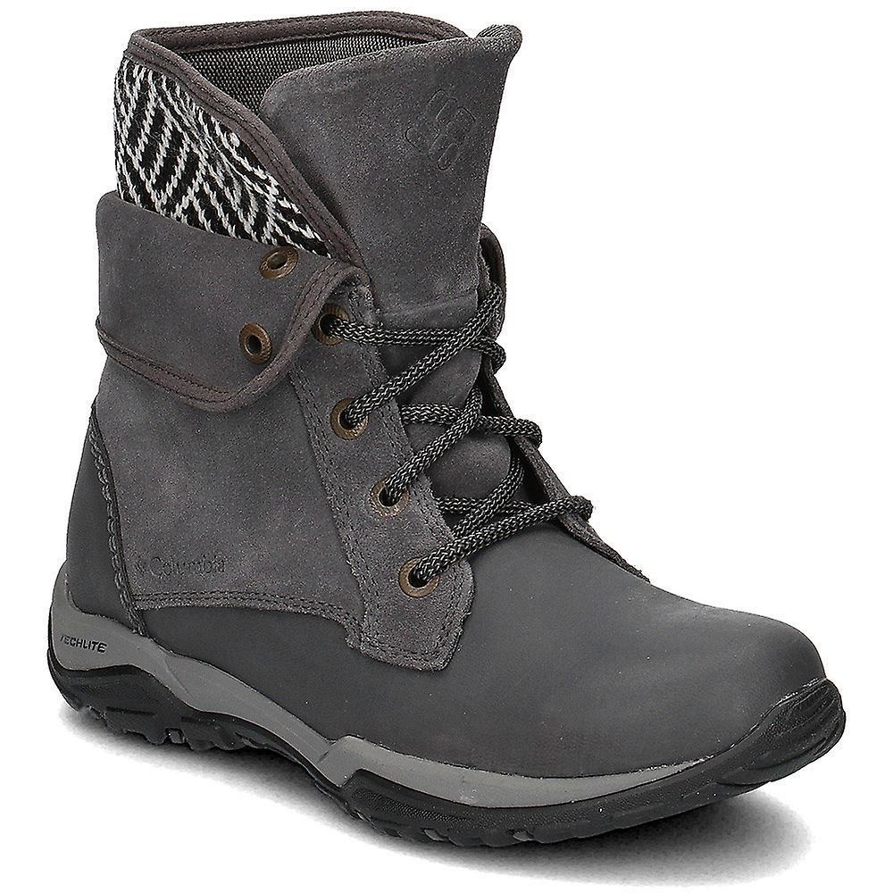 Columbia Cityside Fold Waterproof BL1672089 universal winter women shoes EHMga