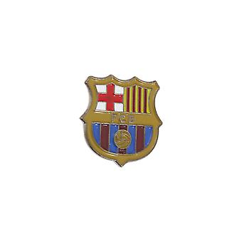 FC Barcelona Official Metal Football Crest Pin Badge