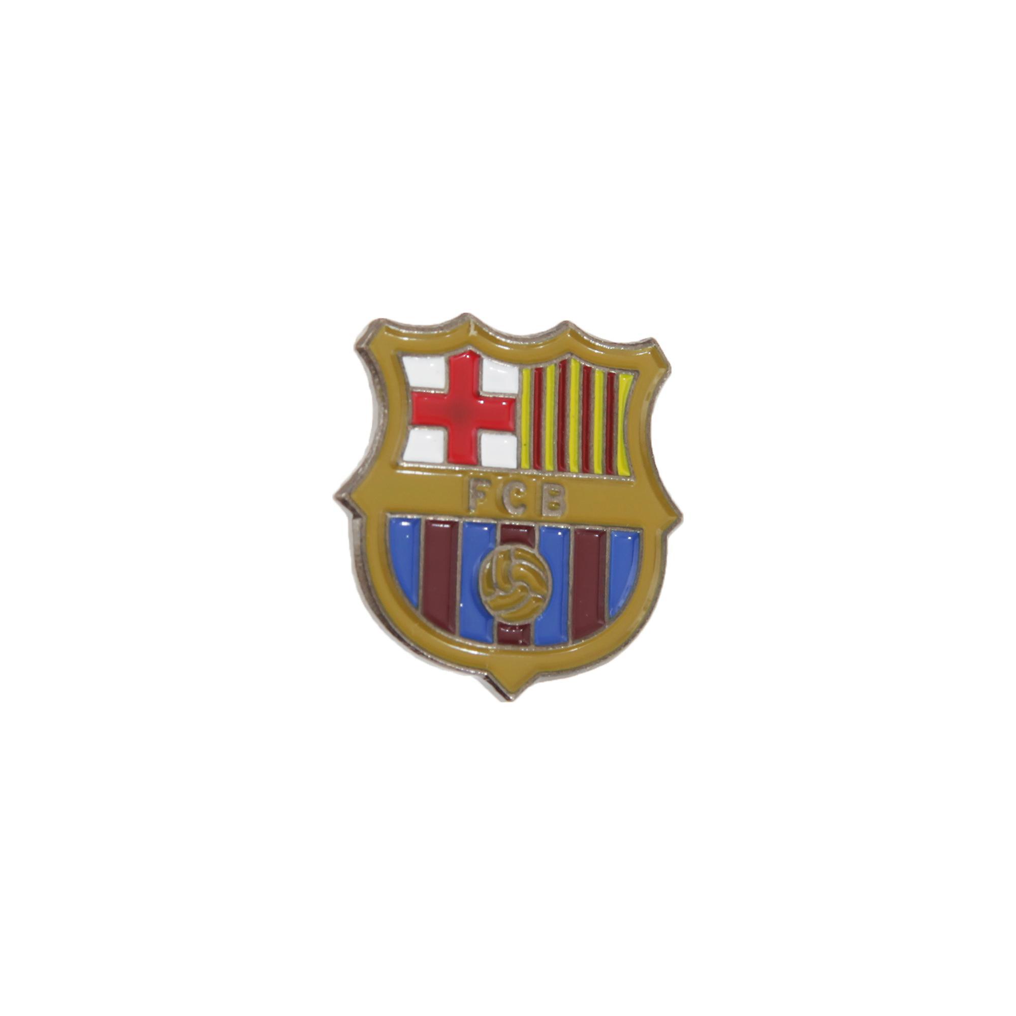 Barcelona Vereinswappen-Anstecknadel aus Metall