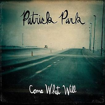 Patrick Park - Come What Will [CD] USA import